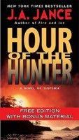 Hour Of The Hunter (Walker Family, #1)