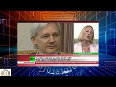 "Julian Assange Says: ""Next Leak Will Lead To Arrest of Hillary Clinton"" - Splurge News http://splurgenews.com/2016/10/29/julian-assange-says-next-leak-will-lead-arrest-hillary-clinton/"