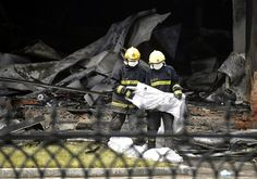 At least 119 dead in China poultry slaughterhouse fire - World News