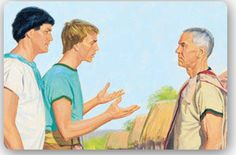 """""""Streckte er seine Hand zu ihnen aus und rief mit mächtiger Stimme."""" Ich erkenne, dass die Wirkung von Worten offensichtlich durch weitere sichtbare Kundgebungen des Körpers verstärkt werden können. Welche?"""