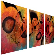 Image 1 Wall Hangings, Abstract, Canvas, Artwork, Painting, Image, Summary, Tela, Work Of Art