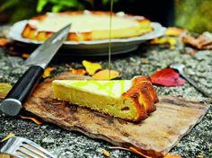 Recipe, olive oil cake