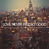 Michael Jackson - Love Never Felt So Good (Cover) by Derry Rith Haudin on SoundCloud