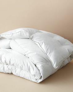 1f59addc5f Garnet Hill Signature Channeled White Goose Down Comforter Down Comforter