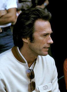 """""""Clint Eastwood candid, 1979."""""""
