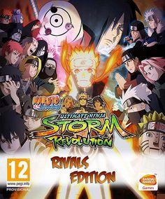 Naruto Shippuden Ultimate Ninja Storm Revolution PC Games Windows - $12.99