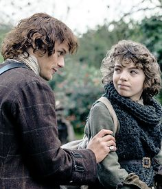 Welcome! This is a Italian fan-blog dedicated to Tv Series Outlander! I will try to provide all the...
