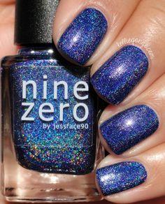 Nine Zero Lacquer Reflect // @kelliegonzoblog