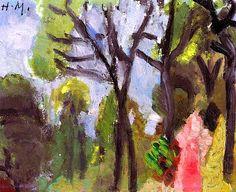 Landscape / Henri Matisse