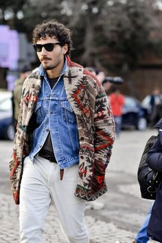 Pitti Uomo AW18: the strongest street style | British GQ