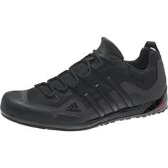 separation shoes 15f98 63174 adidas Outdoor Terrex Solo Approach Shoe - Men s Vista Grey Black Clear  Onix 8