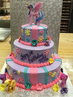 Little Pony Cake Cake Pinterest Pony cake Cake and Birthday cakes