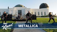 Jimmy Kimmel Live, My Favorite Music, Metallica, Music Videos, Blues, Songs, World, Youtube, Movie Posters