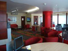 Virgin Atlantic Office Interiors