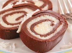 Receita de Docinho Prestígio - 200 gr de leite em pó, 200 gr de chocolate em pó, 2 lata(s) de leite condensado, 100 gr de coco ralado(s)...