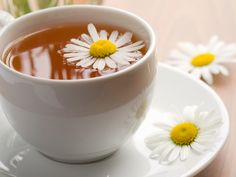 ADVICE OF THE DAY from The Old Farmer's Almanac: Strong chamomile tea, rubbed over your skin, is a natural bug repellent.  For more advice, visit: http://www.almanac.com/advice/daily  Photo credit: http://violet-sleepbabysleep.blogspot.com