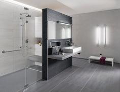 badezimmer fliesen grau weiß | beste haus und immobilien