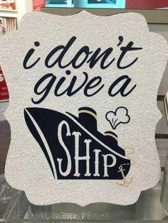 Get ship faced!