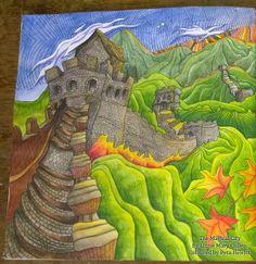 The Magical City – La Artistino – Peta Hewitt