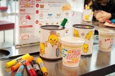 Well … have you tried these unusual museums? Instant Ramen Museum – Osaka, Japan // A museum devoted to ramen … only in Japan. Star Cafe, Stuff To Do, Things To Do, Instant Ramen, Japanese History, Small Bars, Unusual Things, Japan Travel