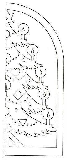 Idee Da Copiare Per Realizzare Alberi Di Natale Con La Carta
