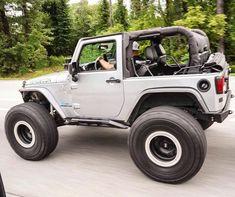 2 Door Jeep, Jeep Wave, Jeep Wrangler, Jeeps, Monster Trucks, Garage, Pure Products, Vehicles, Carport Garage