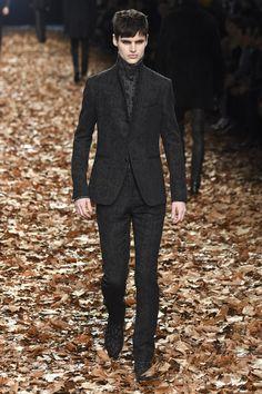John Varvatos FW2015 - Milan Fashion Week - Model: Ben Lark - Vogue UK