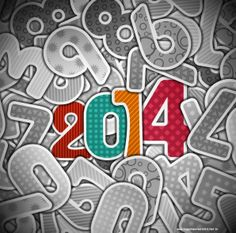 Happy New Year 2014 Beautiful HD Wallpapers