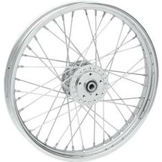 21x2.15 Inch 40 Spoke Replacement Laced Front Wheel - Harley Davidson FXDFXDXL Models 84-99 - DS-0203-0412 Review Buy Now