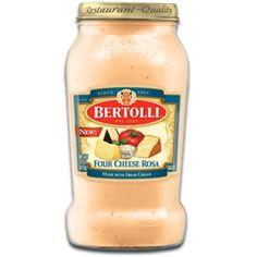 Four Cheese Pasta Sauce - Bertolli