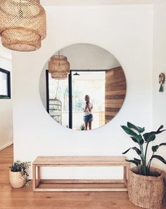 10 Daring Cool Ideas: Minimalist Home Design Glasses country minimalist decor woods.Minimalist Bedroom Tips Ideas modern minimalist bedroom blue.Minimalist Home Living Room Desks. Decoration Hall, Decoration Entree, Entryway Decor, Entryway Ideas, Entryway Mirror, Modern Entryway, Hallway Ideas, Ikea Mirror, Front Entry Decor
