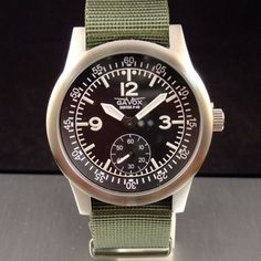 Gavox Curtiss P-40 Pilot Watch