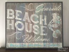 Do you love the ocean and everything nautical? Try decorating your house with custom creations that will add some nautical flair! You can achieve so many different paint looks with our custom stencils. Next stencil project try adding a paint gradient!