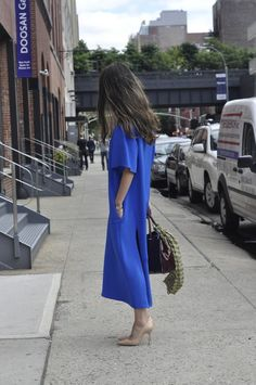 The Bule Dress - Fashion Junk Food Marie scrap blog マリエオフィシャルブログ yaplog!(ヤプログ!)byGMO
