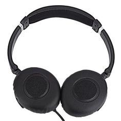 Vots PT202 3.5MM Plug HiFi Stereo Headset Headphones #jewelry, #women, #men, #hats, #watches, #belts, #fashion