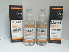 2 x 1oz Murad Rapid Age Spot and Pigment Lightening Serum *** See this great product.