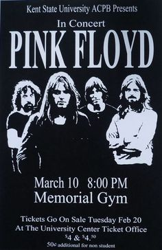 Pink Floyd - Kent State Ohio