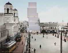 "mikasavela: ""The (New) Plaza, San Juan, Puerto Rico."" [Originally posted Aug 29…"
