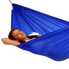 Light weight camping/traveling hammock!