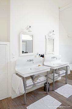 je vais le mettre sur bonnesoeurs decoration green house 02 salle de bain vasque ancienne - Decoration Salle De Bain Ancienne