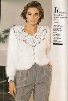 MAGAZINE ANNY BLATT N°141 tricot SPECIAL MODE