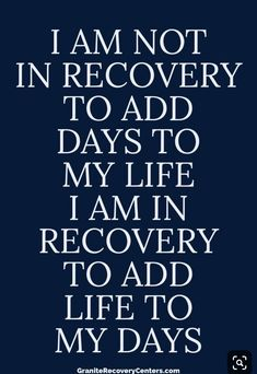 Recovery- drug and alcohol - Add life to your days! Recovering drug addict, parent of addict, moms of addicts, recovery center - Sober Quotes, Aa Quotes, Sobriety Quotes, Sobriety Gifts, Drug Quotes, Jesus Quotes, Success Quotes, Motivational Quotes, Alcoholics Anonymous Quotes