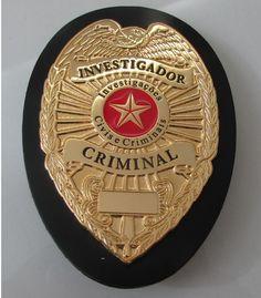 Resultado de imagem para distintivos policiais brasil