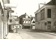 Achter de Kerk en Oude Koemarkt 40 jaar geleden – Heerenveense Courant
