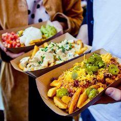 Frittenwerk - Die Pommesmanufaktur  fries, fritten,tomato, fries, spicy, sour cream,  pommes, delicious, lunch, imbiss, düsseldorf, bilk, germany, restaurant, fresh food fast, fries before guys, cheese, poutine, canadian, street food,