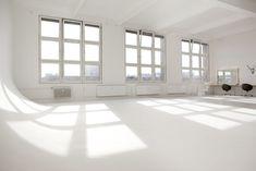 &... white loft