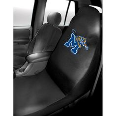 Memphis Tigers Embroidered Car Seat Cover