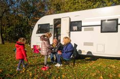 Extend Your Camping Season With The Camping & Caravanning Club
