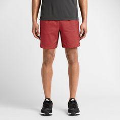 """Nike 7"""" Printed Distance Men's Running Shorts"""