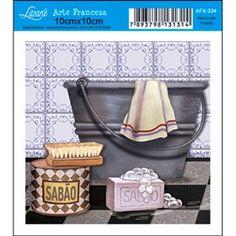 Decoupage - Arte Francesa – CasaDaArte